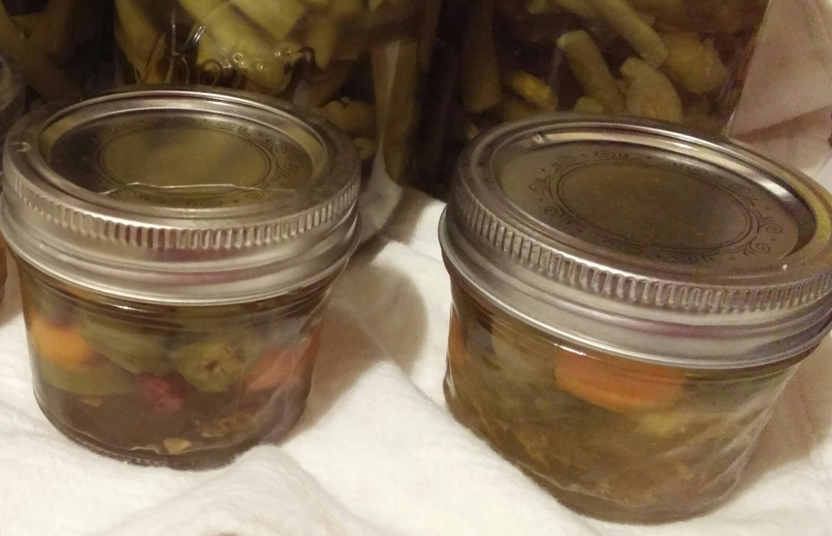 Canning Jalapenos (not pickled)